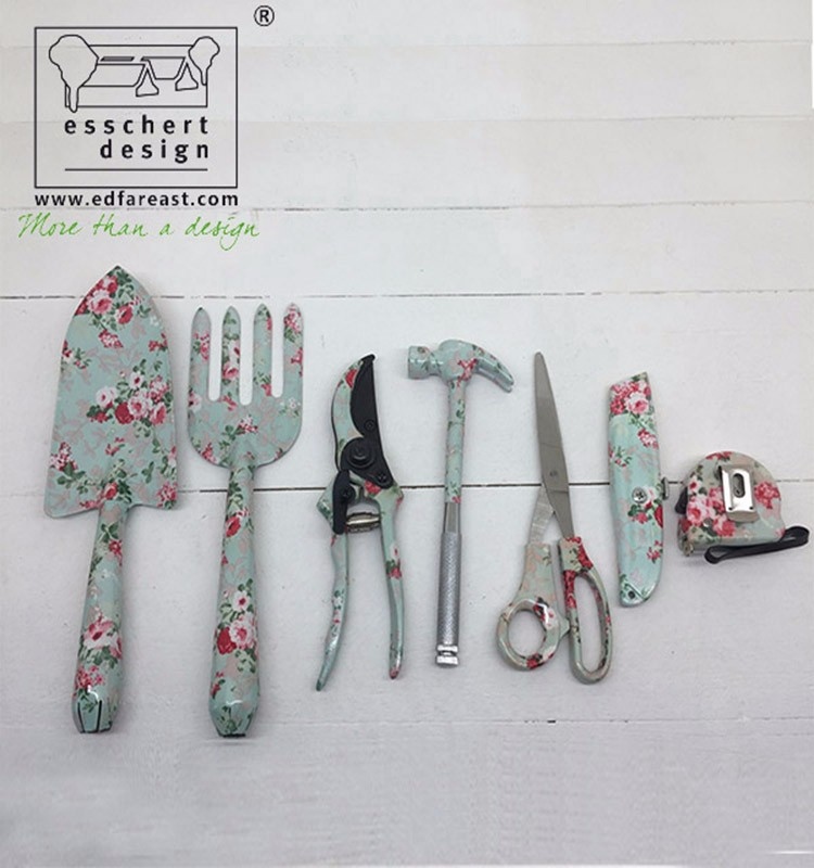 Esschert Design Rose Printed Garden Tool Set   Buy Garden Tool,Garden Tool  Set,Garden Tools Product On Alibaba.com