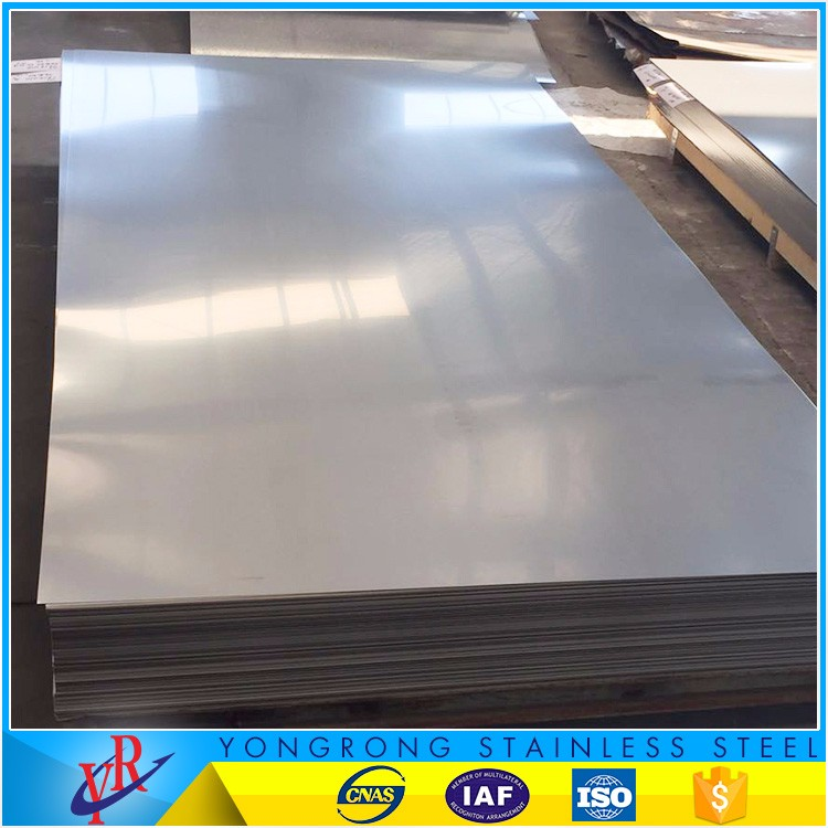 secondary Coil Rolled Stainless Steel Sheet