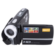 "DVH-591 3.0"" LCD Screen Mini Handheld Full HD 720P 30fps 20MP 16X Zoom Anti-shake Digital Video Recorder DV Camera Camcorder DVR"