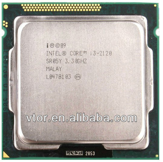 Cheap Price SR05Y Intel Core i3-2120 Intel Core i3 Socket 1155 Intel Cpu Computer Processor