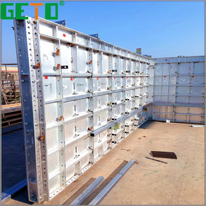 Forming/lightweight panel/easy install building formwork form work shutters  for concrete staircase