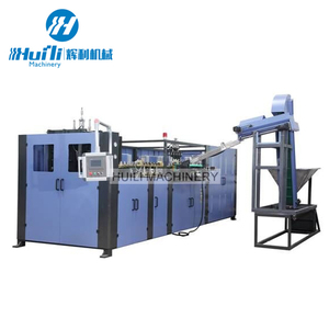 Best price of hot fill pet blow molding machine fruit juice bottle blowing supplier