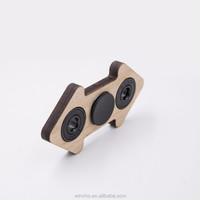 Winnho Relieve Stress Wood hand spinner bearing fidget Spinner