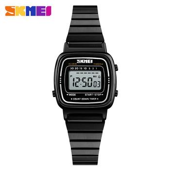 194b0cc33680 Azul del reloj SKMEI 1252 La de deporte de las mujeres reloj Multi función  Digital de