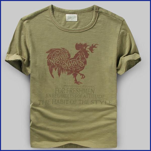 100 cotton 180 gsm wholesale plain vintage t shirts men 2015