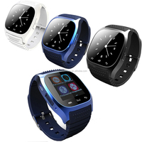 China Bluetooth SmartWatch Factory Selling Wifi Waterproof M26 Smart Watch For Android IOS Phone