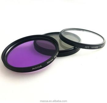 Massa 55mm Uv + Fld + Cpl Lens Filter Kits For Dslr Camera - Buy Uv + Fld +  Cpl Lens Filter Kits,Camera Filter,Uv + Fld + Cpl Lens Filter Product on