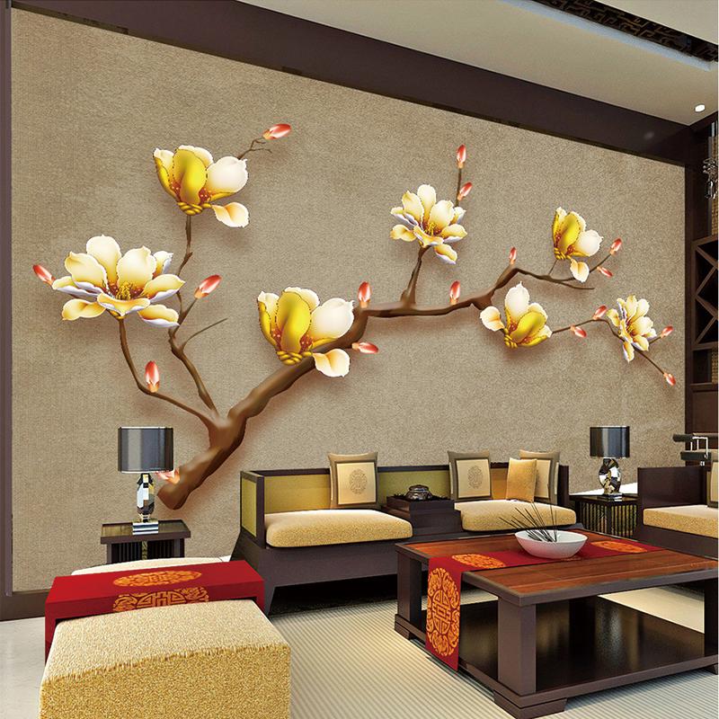 achetez en gros chinois conception papier peint en ligne des grossistes chinois conception. Black Bedroom Furniture Sets. Home Design Ideas