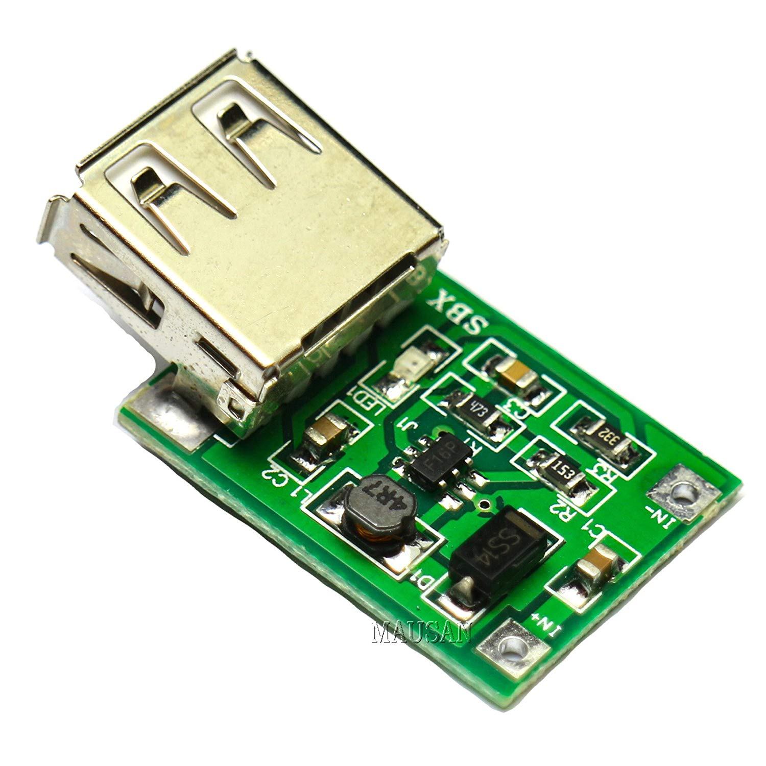 Cheap Programmable Dc Power Supply Circuit Find Schematic Get Quotations Partstower 10pcs Usb 09v 5v To Mobile Boost
