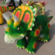 Mechanical animal ride amusement rides parts dinosaur riding toy