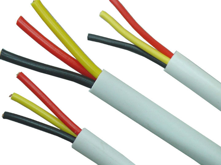 EYY solid copper pvc insulation pvc jacket power cable