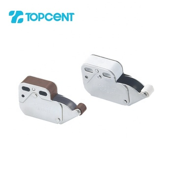 TOPCENT Furniture cupboard cabinet safe touch open mini latch push to open door catch