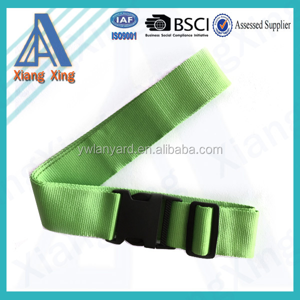 Trade show giveaways custom travel lugagge bag belt