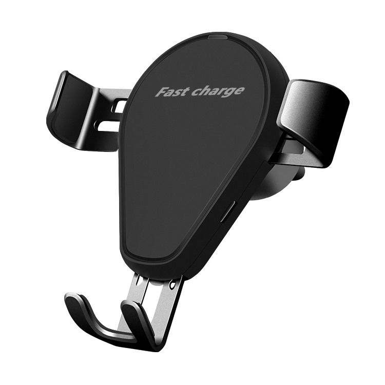 Air Vent Car Mount Holder Fast Charge Qi Standard for iPhone XR XS Max Funxim Gravity Fast Wireless Car Charger X7