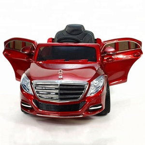 Licensed Mercedes Benz S ride on toy car 12V baby electric car remote control