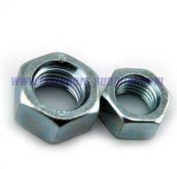 Zinc Plated Carbon Steel DIN 934 Hex Nut manufacturer