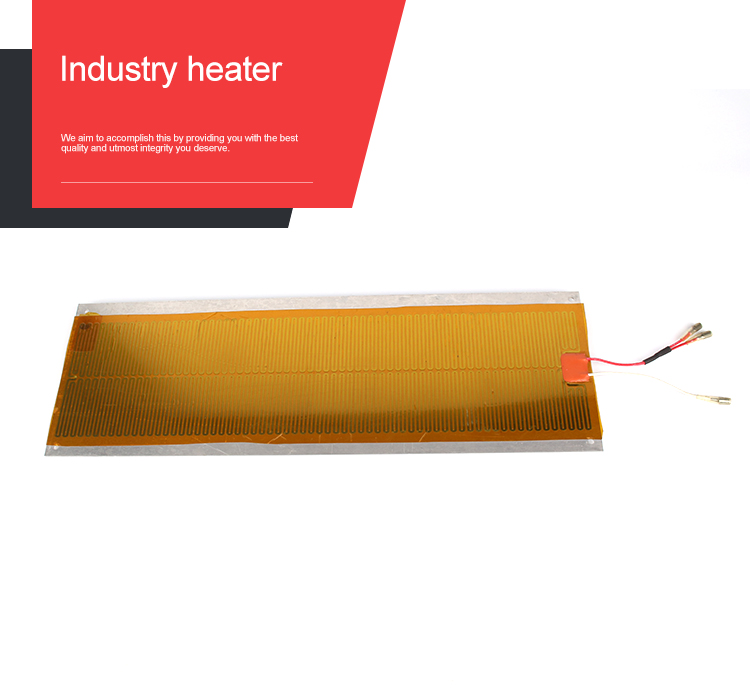 PTC industrial cabinet heater heating 15W to 150W