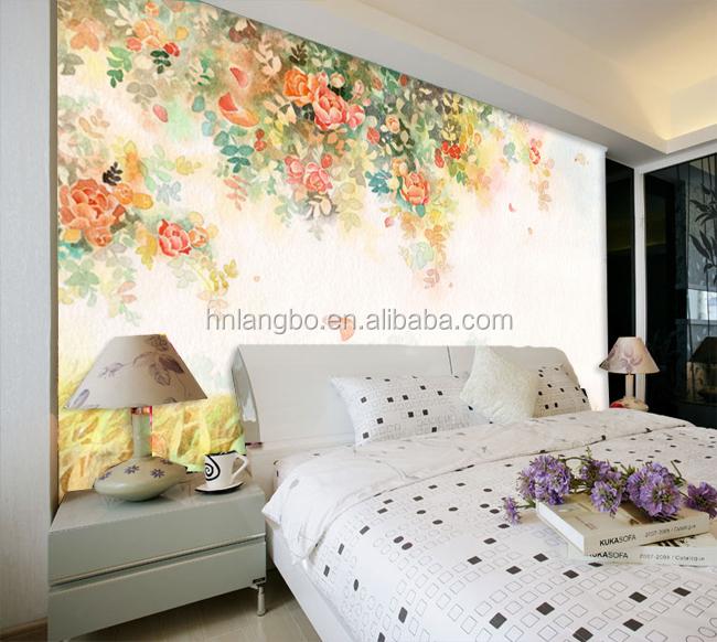 Venta al por mayor mural para pared dormitorio compre for Murales pared dormitorio