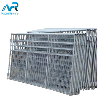 AS/NZS Galvanized Steel Cattle Yard Panels