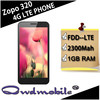 Zopo zp320 with 5inch screen android 4.4 mobile phone