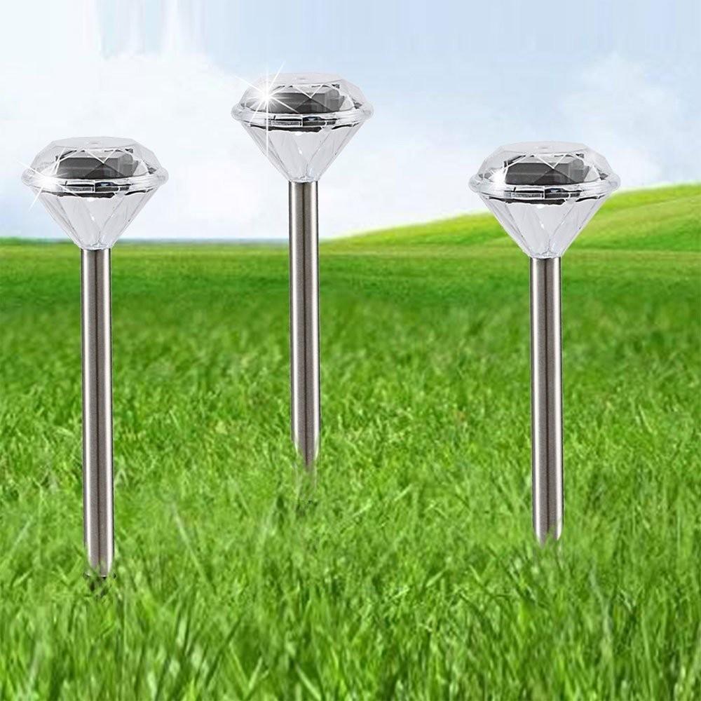Tractor Garden Solar Lights : Solar garden lights lamp pathway path yard outdoor