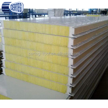 High Insulated Pu Sandwich Panel Metal Wall Panel Stainless Steel Sheet And  Puf Sandwich Panel From - Buy 4x8 Stainless Steel Sheet For Wall