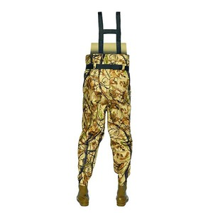 420D Nylon PVC Waterproof High Chest Fishing Wader