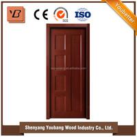 slide and interior solid wood interior door