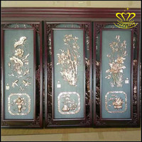 Forging Copper Bronze Relief Metal Wall Crafts Murals Hotel Home Business Club Decoration