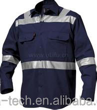 heating uniform for outdoor workers