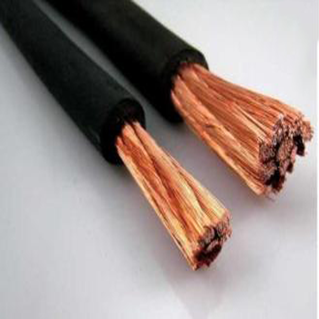 Electric Rubber Sheathed And Insulated 240mm Flexible Welding Cable 500a 300a