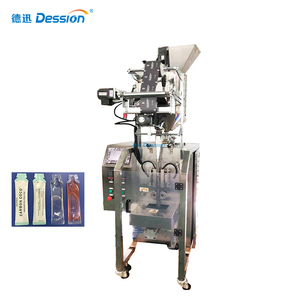 10ml 20ml Small Liquid Irregular Shaped Sachets Packaging Machine
