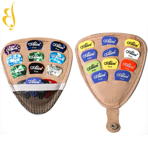 High quality customized musical instruments guitar picks case