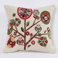PLUS hangzhou manufacture of decorative cushion cover