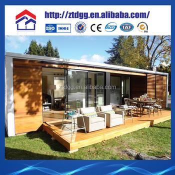 maison pr fabriqu e modulaire de conteneurs maisons structure en acier maisons de conteneurs. Black Bedroom Furniture Sets. Home Design Ideas