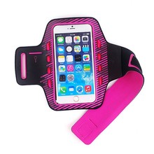 Sports Running Jogging Reflective Armband LED for Phone Armband