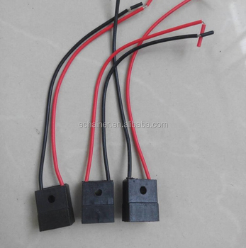 t10 auto socket with 10cm cable wire auto car extension wiring harness  light bulb base holder