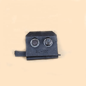 for railway steel Welding type rail clamp