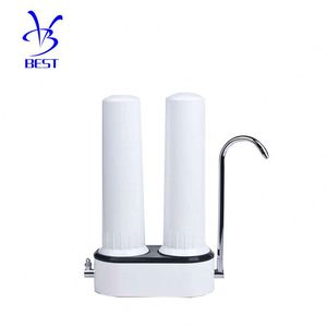 Competitive Price German Faucet Countertop Water Filter 2 Stage Countertop Water Purifier