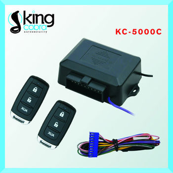 Ce Emote Control Keyless Entry System For Universal Car Central Door