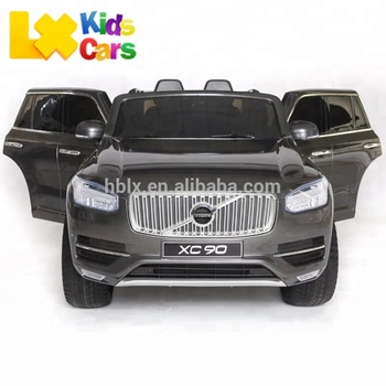 Licensed Ride On Car Rc Electric Kids Car 12v Battery Double Motor 35w Ride On Gray Cars Volvo Xc90 For Kids Buy Volvo Xc90 Ride On Car Rc Electric