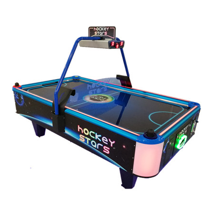 Factory price coin operated air hockey indoors 2 person air hockey table