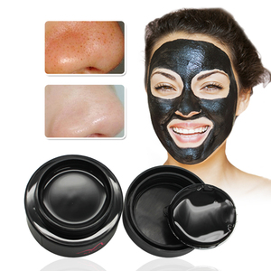 Factory Direct Sell Wholesale Private Label Peel Off Powder Shills Suction Tearing Black Mask