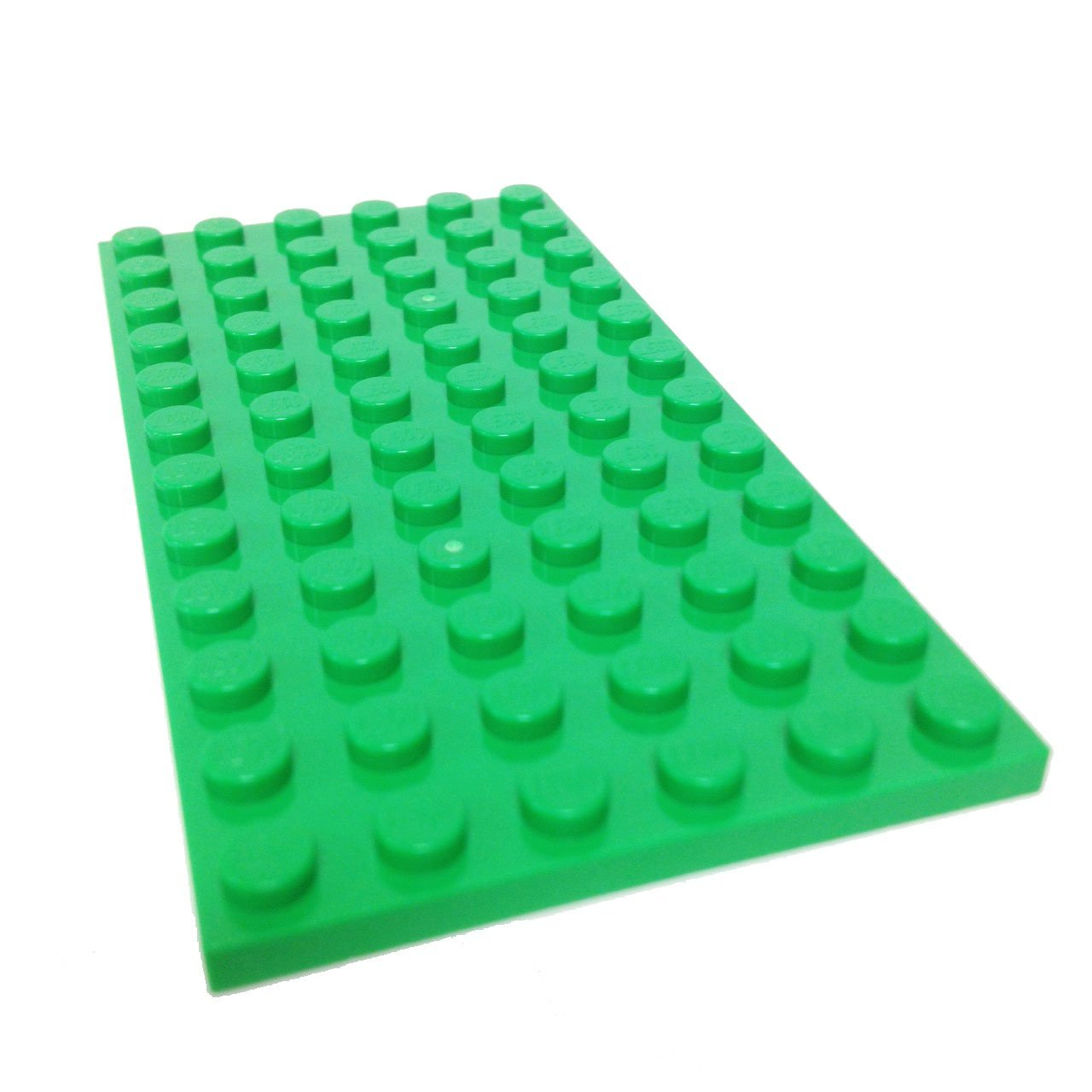 Lego Parts: Plate 6 x 12 (Bright Green)