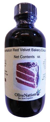 OliveNation Red Velvet Cake Emulsion, 4 Ounce