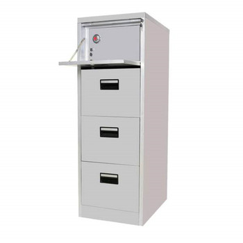 Casters Lock Tong Cabinet