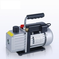 Small Manual Rotary Vane Two Stage Vacuum Pump Factory Price