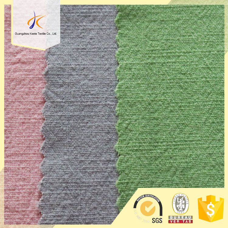 Wholesale cheap price 125cm width stretch plain linen polyester viscose soft fabric for garment