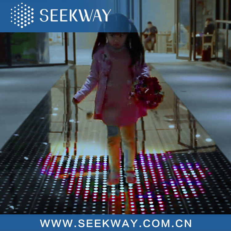 Made In China Cheapest Dynamic Size 50*50 Led Dance Floor Tiles ...