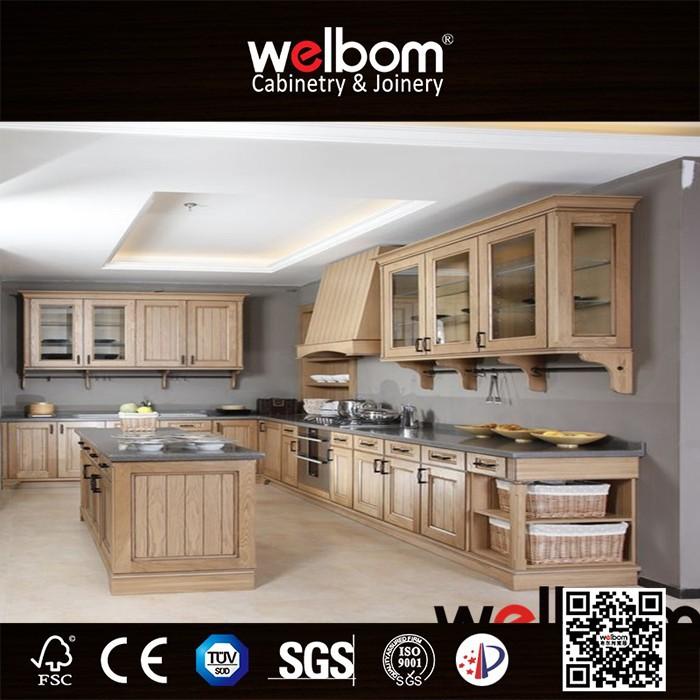 Eenvoudige keukens kast landelijke stijl keuken kast keuken kasten ...
